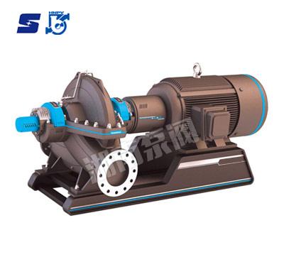 AS型高效节能中开泵