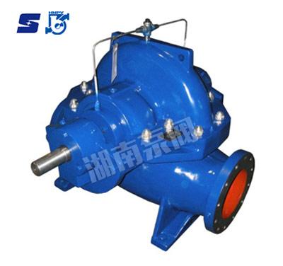 XS型单级双吸中开离心泵